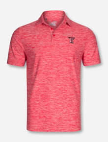 Under Armour 2017 Texas Tech Red Raiders Double T Heather Polo