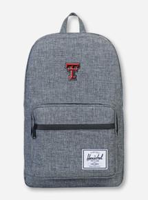 """Herschel Texas Tech Red Raiders """"Pop Quiz"""" Grey Backpack"""