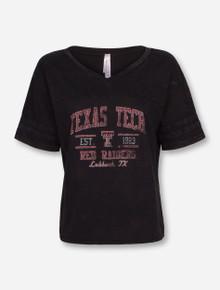 "Blue 84 Texas Tech Red Raiders ""Life Event"" T-Shirt"
