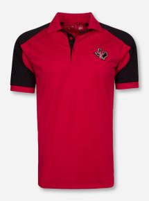 "Antigua Texas Tech Red Raiders ""Century Pride"" Polo"