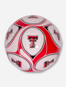 Texas Tech Red Raiders Double T Soccer Ball