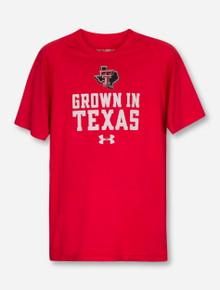 "Under Armour 2017 Texas Tech Red Raiders ""Grown in Texas"" T-Shirt"