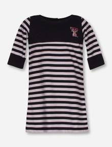 "Texas Tech Red Raiders Garb ""Kristen"" YOUTH Long Sleeve Dress"
