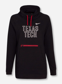 "Texas Tech Red Raiders Nike ""Funnel"" Hoodie"