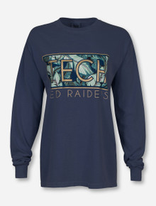 "Texas Tech Red Raiders ""Keep Palm & Carry On"" Long Sleeve"
