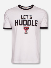 "Texas Tech Red Raiders ""Let's Huddle"" T-Shirt"
