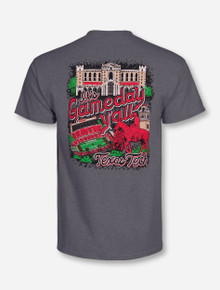 """Texas Tech Red Raiders """"It's Game Day Y'all"""" T-Shirt"""