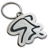 Spinning® Logo Key Chain