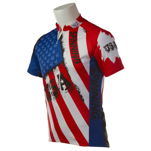 Short-Sleeve Spirit of USA Jersey