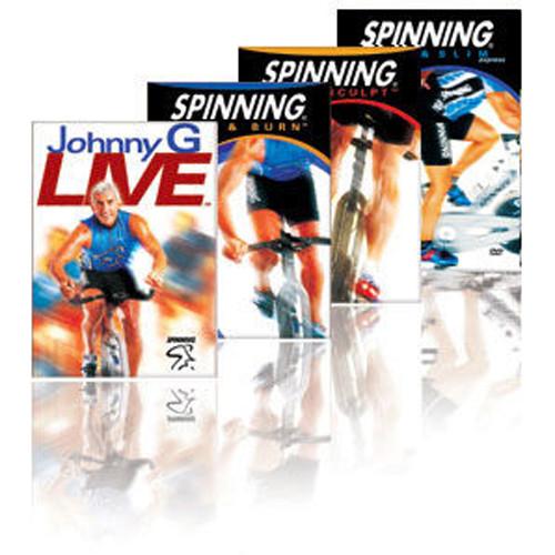 Spinning® DVD Series