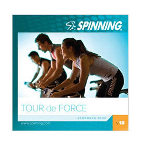 Spinning® CD Volume 18 - Tour de Force