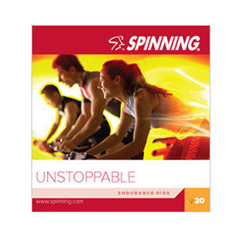 Spinning® CD Volume 20 - Unstoppable