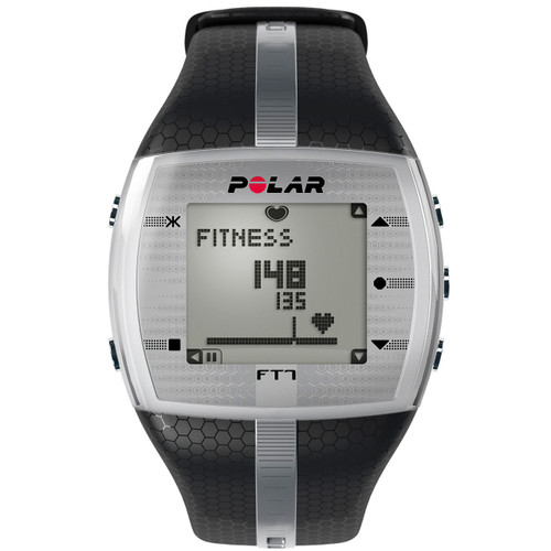 Polar® FT7M Black/Silver