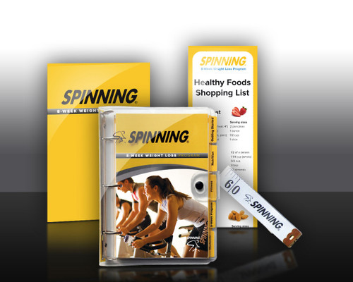 Spinning® 8-Week Weight Loss Program