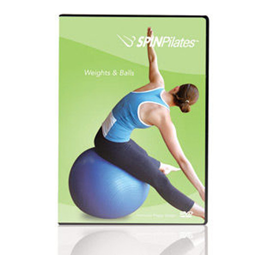 SPIN Pilates® Pilates with Weights and Balls DVD