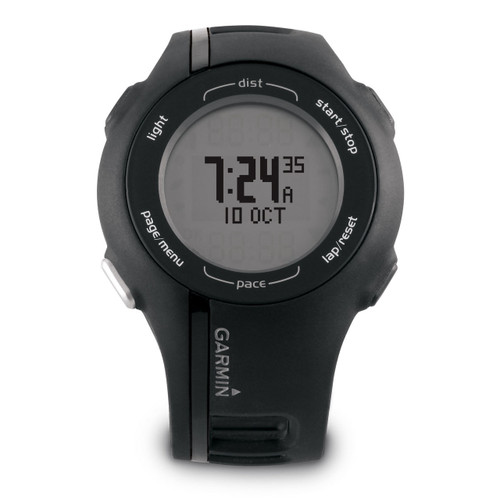 Garmin® Forerunner® 210 Mens - Black