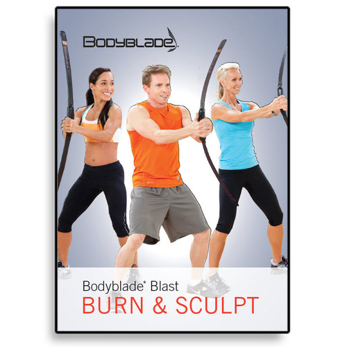 Bodyblade® Blast: Burn and Sculpt DVD