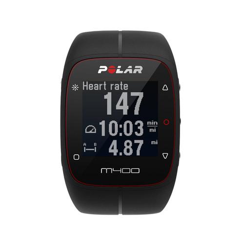 Polar® M400 w/ Heart Rate