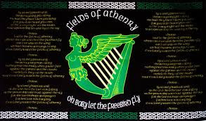 Fields of Athenry flag