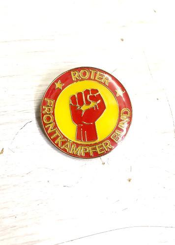 Roter Frontkämpferbund (RFB) Badge