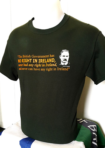 James Connolly - No Right in Ireland