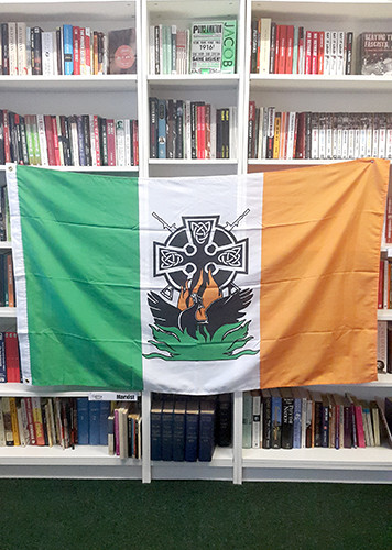 Loughgall Martyrs tricolour flag