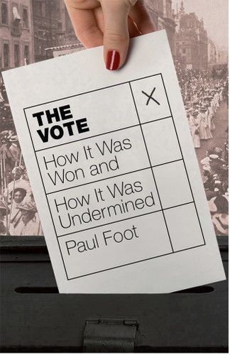 The Vote - Paul Foot