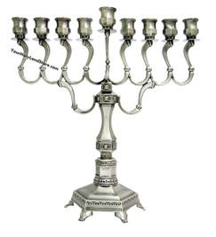Hanukkah Menorah Lamp