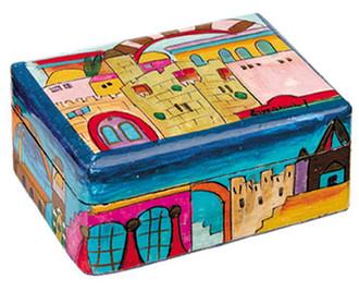 Jerusalem Jewelry Box
