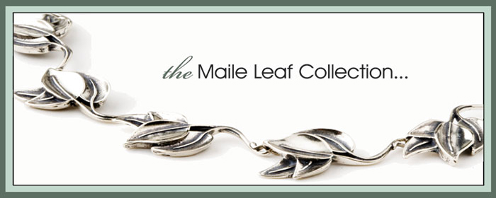 Maile Leaf Jewelry