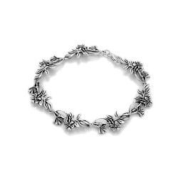 Wildflower Bracelet In-Line