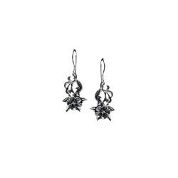 Columbine Dangle Earrings