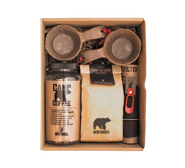 Camp Coffee Kit