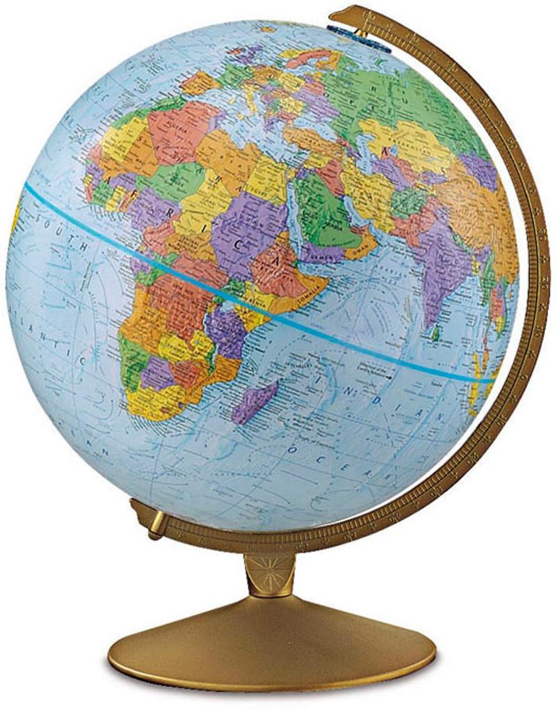 """Explorer 12"""" Desk Globe"""