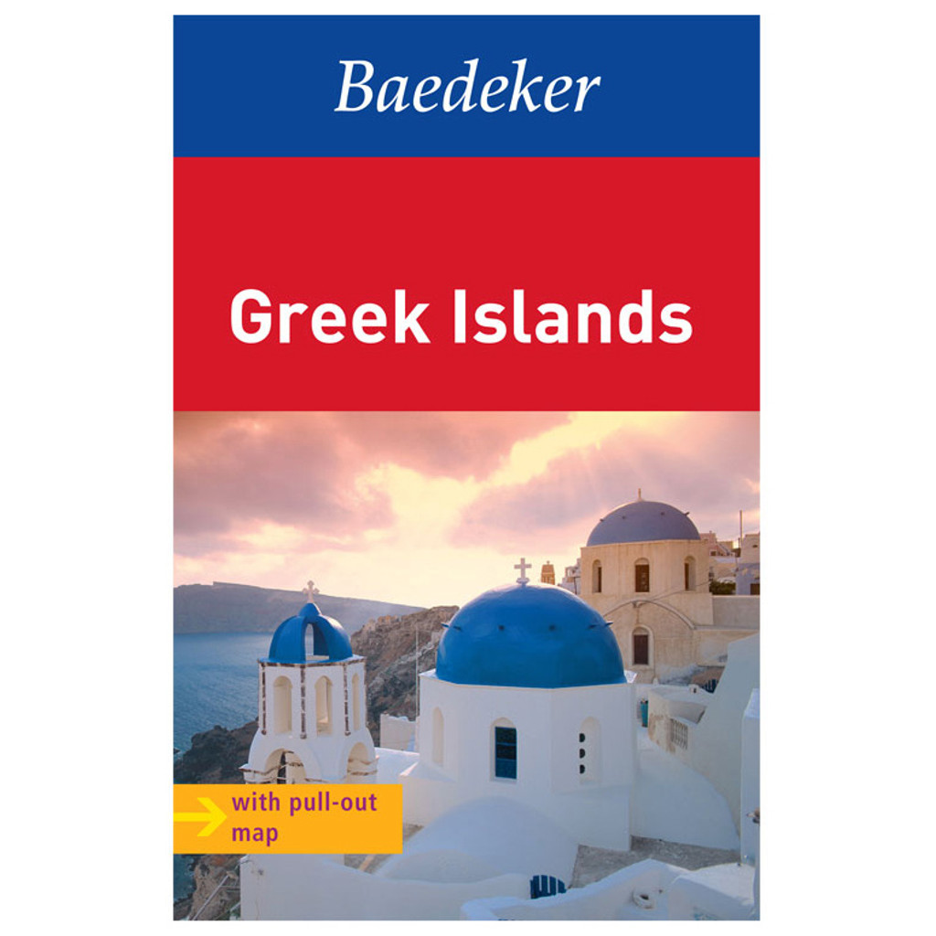 Baedeker Greek Islands Guide