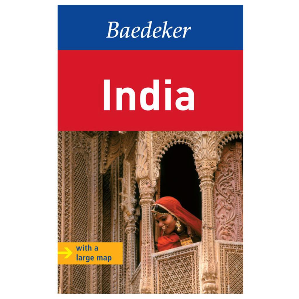 Baedeker India Guide