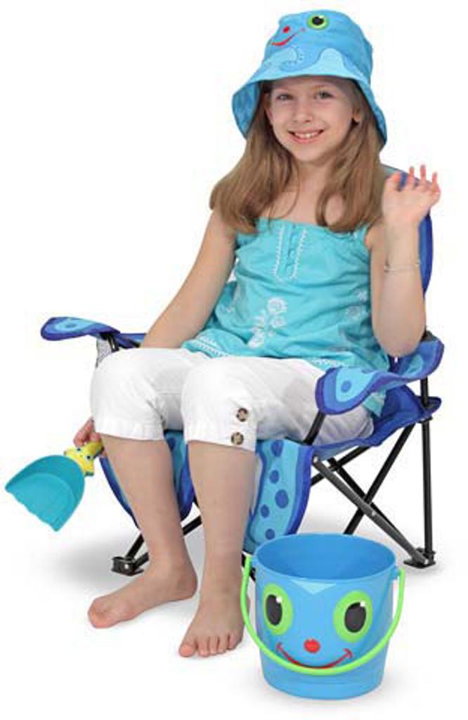 Flex Octopus Kid's Outdoor Chair