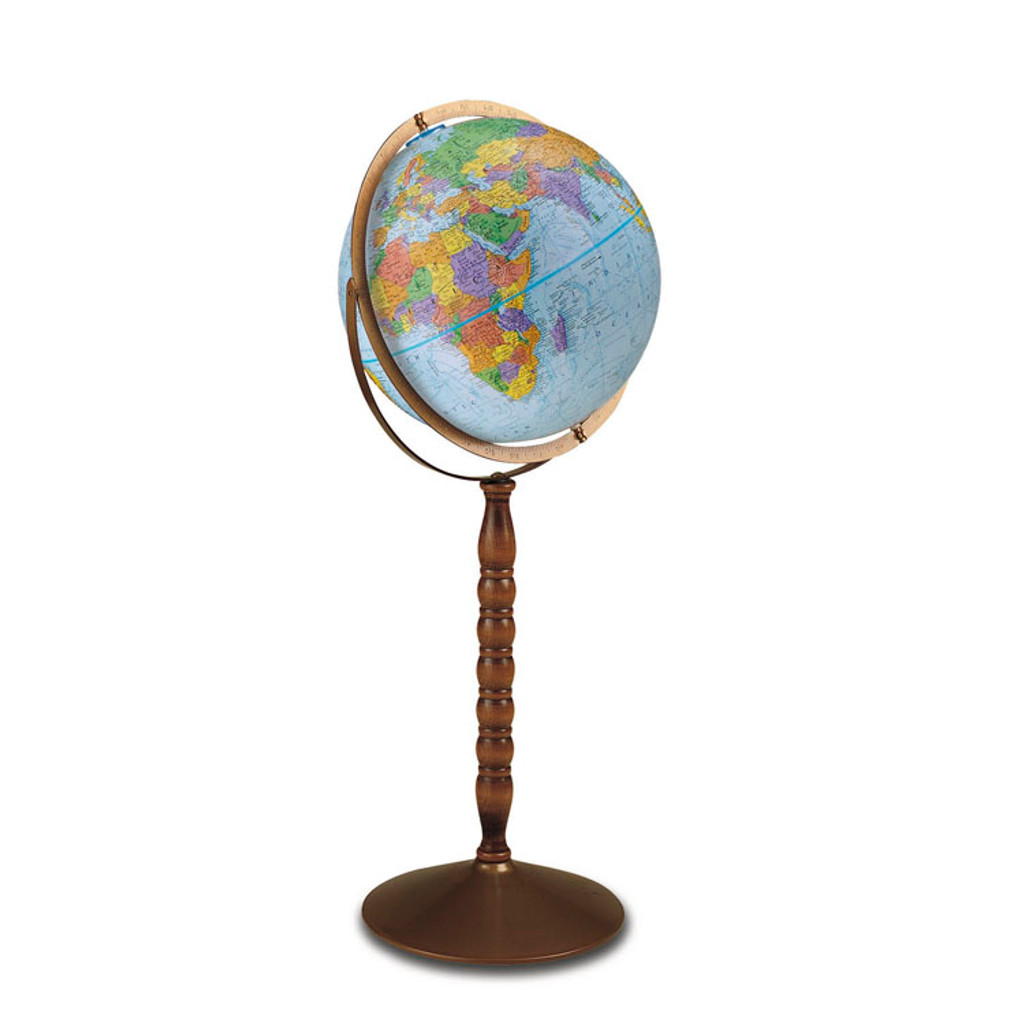 "Treasury 12"" Desk/Floor Globe"