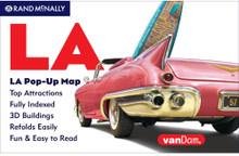 Pop-Up Map: Los Angeles