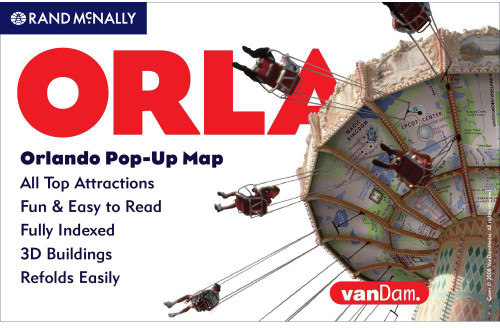 Pop-Up Map: Orlando