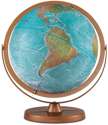 """Atlantis 12"""" Desk Globe"""