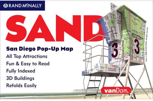 Pop-Up Map: San Diego