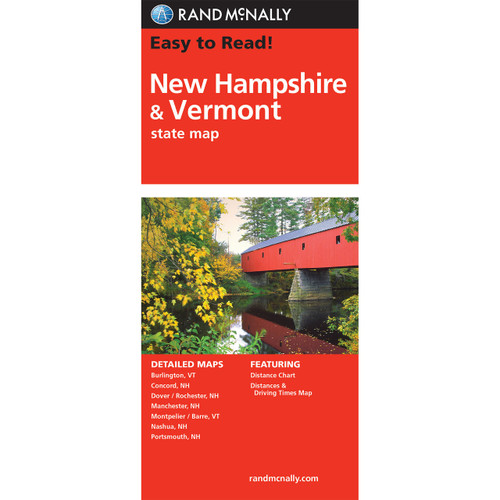 Easy To Read: New Hampshire, Vermont