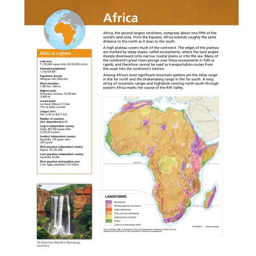Atlas of World Geography