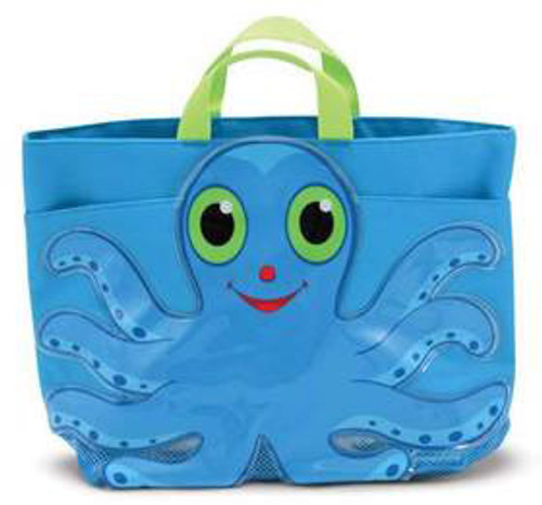 Flex Octopus Kid's Beach Tote