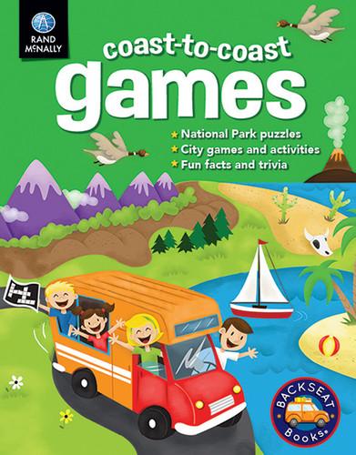 Kids' Backseat Travel Kit
