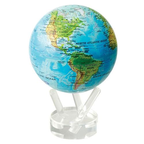 MOVA Blue Ocean Relief Globe