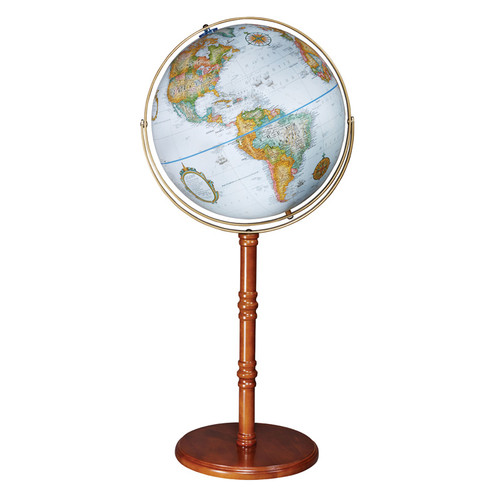 "Edinburgh II 16"" Desk/Floor Globe"
