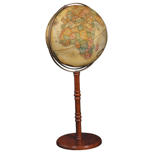 "Commander II 16"" Desk/Floor Globe"