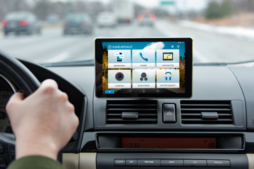 OverDryve 7 Connected Car Tablet
